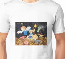 Nativity Scene Unisex T-Shirt
