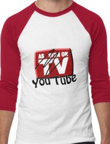 As Seen on... YouTube Men's Baseball ¾ T-Shirt