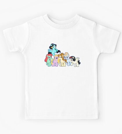 Ponified Princess Kids Tee