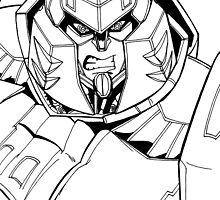Megatron (Ongoing) by Caroline Smalley