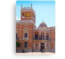 Valencian Architecture Metal Print
