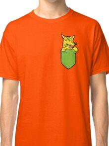 Pocket Puppy Classic T-Shirt