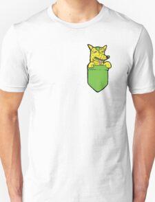 Pocket Puppy Unisex T-Shirt