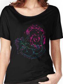 W4RP41NT Women's Relaxed Fit T-Shirt