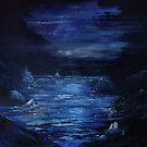 moonlight serenade by John Buckland