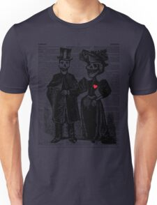Calavera Couple Unisex T-Shirt