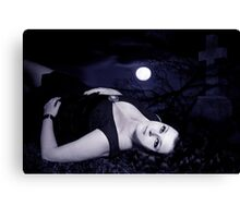 Tainted Nightmare Canvas Print