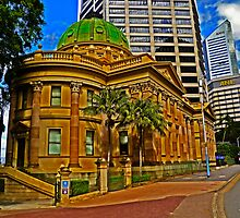 Customs House - Brisbane by TonyCrehan