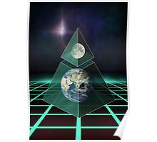 third dimension Poster