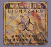 BIOHAZARD - FADED by Jason Fitzsimmons