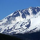Mt St Helen's, Washington by Loisb