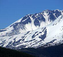 Mt St Helen's, Washington by Loisb