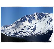 Mt St Helen's, Washington Poster