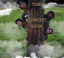 The Midnight Hour Rock Band 2011 by Jameil Burroughs