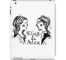 Eliza & Alex  iPad Case/Skin