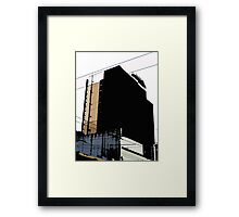 The Spirit Of Seattle - Seattle downtown Framed Print