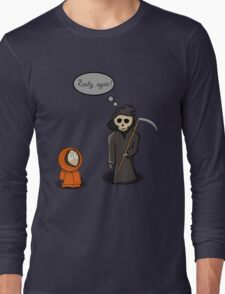 Kenny - Meet with Death Long Sleeve T-Shirt