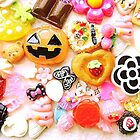 Kawaii Cabochons MIX 50 Pack 10 by souzoucreations