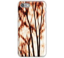 shadows of trees III iPhone Case/Skin