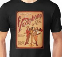 BioShock Infinite – Record Your Own Voxophone Poster Unisex T-Shirt