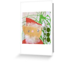 Santa #1 Greeting Card