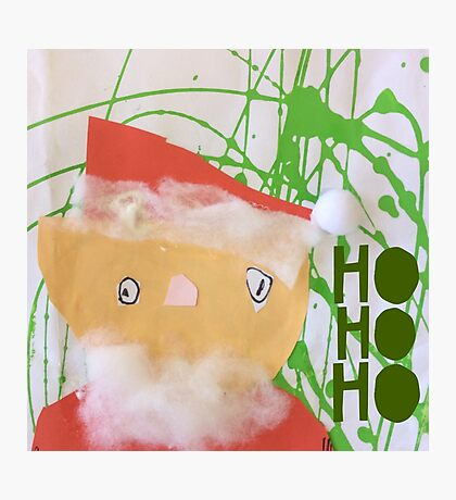 Santa #1 Photographic Print