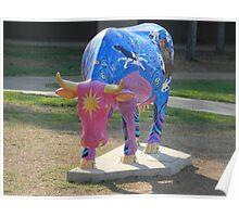 The Bull Star Poster