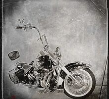 """""""Tooled Up Harley"""" by Don Bailey"""