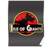 Isle of Giants Poster