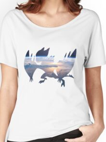 Noivern used fly Women's Relaxed Fit T-Shirt