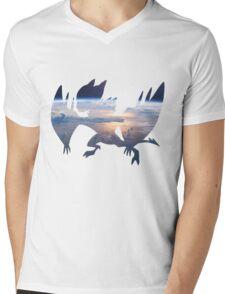 Noivern used fly Mens V-Neck T-Shirt
