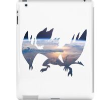 Noivern used fly iPad Case/Skin
