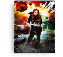 I will return for you Canvas Print