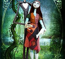 JACK AND SALLY A STRANGE AND WONDERFUL LOVE by Tammera