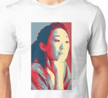 "Grey's anatomy - ""Mama took my eyebrows"" - Christina Yang Unisex T-Shirt"