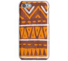 Africa art iPhone Case/Skin