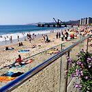 Beach - Viña del Mar by Daidalos