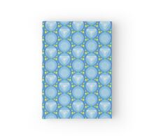 Swing Sixties Microbes Hardcover Journal