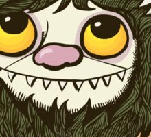 An Ode To Wild Things Sticker