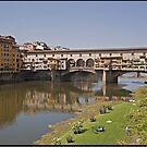 Ponte Vecchio by imagic