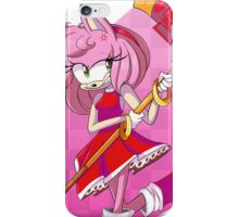 Persistent Pink Piko-Piko Professional iPhone Case/Skin
