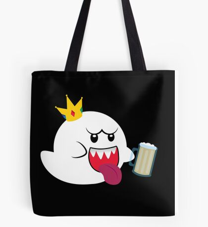 King of Booze Tote Bag