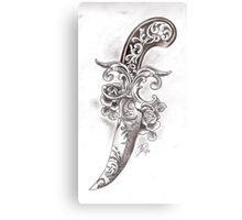 Victorian Dagger Metal Print