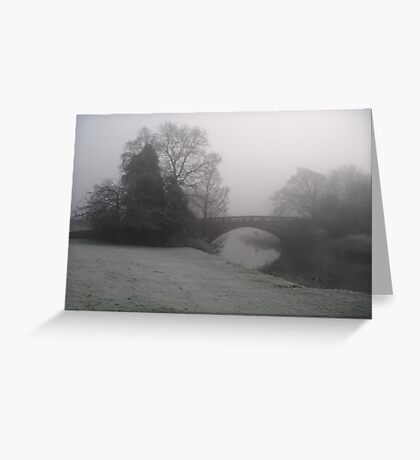 Pollok Estate Greeting Card