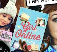 Youtube - Zoella Collage Sticker