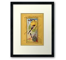 The Palace Theatre of Varieties Framed Print