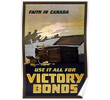 """Faith in Canada"" Poster"