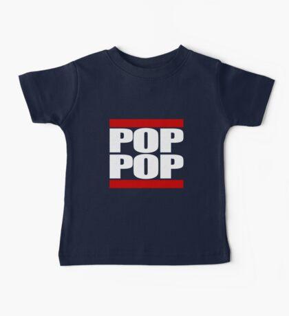 POP POP - Magnitude 'Community' (RUN DMC Parody) Baby Tee