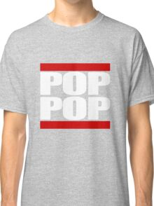 POP POP - Magnitude 'Community' (RUN DMC Parody) Classic T-Shirt