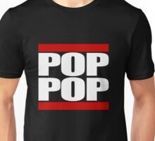 POP POP - Magnitude 'Community' (RUN DMC Parody) Unisex T-Shirt